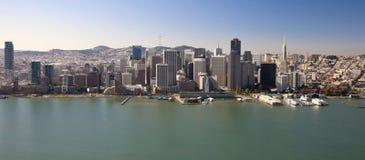 San Francisco Panorama Royalty Free Stock Image
