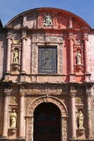 San Francisco parish, Uruapan V Royalty Free Stock Photography