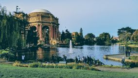 San Francisco park Royalty Free Stock Photography