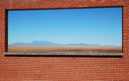 San Francisco Peaks in Arizona Royalty Free Stock Photography