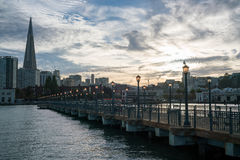 Free San Francisco, Pier 7, Sunset Royalty Free Stock Photo - 63243855