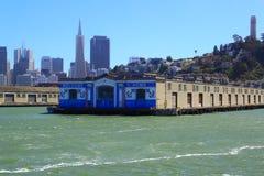 San Francisco Pier Stock Photography