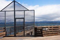 San francisco pier. Pier in san francisco california 2013 summer Royalty Free Stock Photography