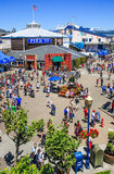 San Francisco Pier 39 in the Summer Royalty Free Stock Image