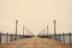 San Francisco Pier View. 