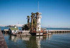 San Francisco Pier 39 Royalty Free Stock Photography