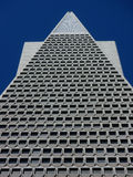 San Francisco - piramide di transamerica Immagini Stock Libere da Diritti