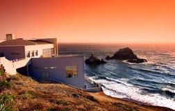 San Francisco plażowy oceanu obraz royalty free