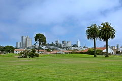 San Francisco Presidio Arkivbilder