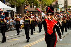 San 2015 Francisco Pride Immagine Stock