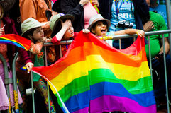 2015 San Francisco Pride Stock Photo