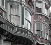 San Francisco Residential stockbild