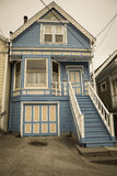 San Francisco residential house Royalty Free Stock Photos