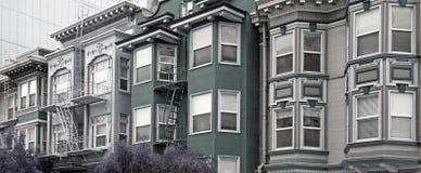San Francisco residential stock image