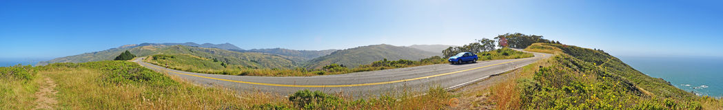 Free San Francisco, Road, Muir Woods, Nature, Landscape, Cliff, Panoramic, Scenic Drive, California, United States Of America, Driving Stock Photo - 71138570