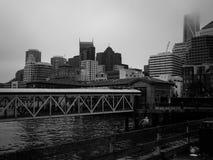 San Francisco-` s Ansicht von Pier 14 Lizenzfreie Stockfotografie