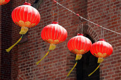 San Francisco's Chinatown is one of North America's largest Chinatowns.  stock images
