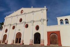 San Francisco's Church from Granada, Nicaragua Royalty Free Stock Photography