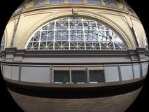 San Francisco-` s Fähren-Gebäude ` s ` s obersten Stockwerks Fenster, 1 Stockfotografie