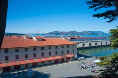 San Francisco`s Fort Mason Stock Photography