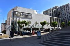 San Francisco-` s Freimaurerauditorium und Musikort lizenzfreie stockfotografie