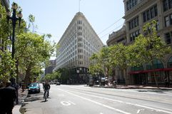 San Francisco's Market Street Stock Photos