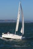 San Francisco - sailing the Bay Stock Photos