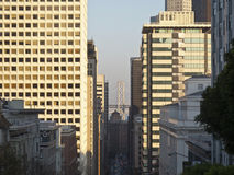 San Francisco scene Stock Photography