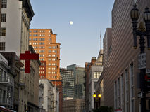 San Francisco scene Royalty Free Stock Image
