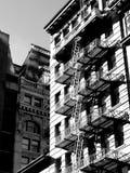 San Francisco Shadows Stockfotografie