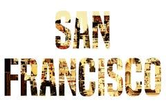 San Francisco sign Stock Image