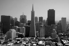 Free San Francisco Skyline Stock Image - 10087831