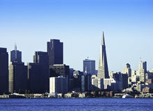San Francisco Skyline Royalty Free Stock Images