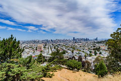 San Francisco Skyline Royalty Free Stock Image