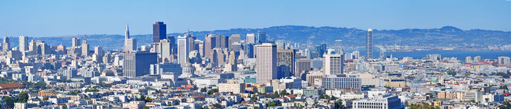 Free San Francisco, Skyline, Corona Heights, Hill, Hilltop, Aerial View, California, United States Of America, Usa Stock Photo - 71979490