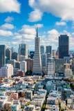 San Francisco Skyline Royalty Free Stock Image