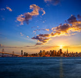 San Francisco skyline stock photos