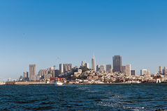 San Francisco. A skyline view of downtown San Francisco Stock Images