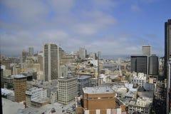 San Francisco Skyline View Stock Photos