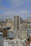 San Francisco Skyline View Royalty Free Stock Photo