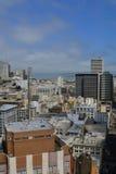 San Francisco Skyline View Stock Image