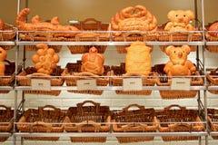 San Francisco sourdough bread bear Stock Photography