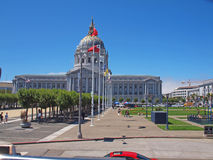 San Francisco stadshus Royaltyfria Foton