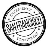 San Francisco stamp Stock Images