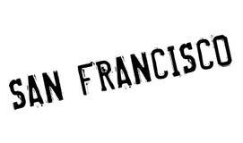 San Francisco stamp Royalty Free Stock Photos
