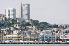 San Francisco, Stati Uniti Fotografie Stock Libere da Diritti