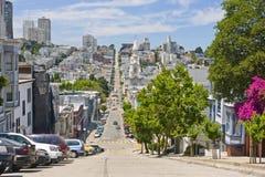 San Francisco Straße Stockfoto