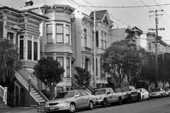 San Francisco-STRASSEN Lizenzfreies Stockbild
