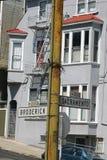 San francisco street Zdjęcia Stock