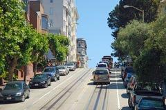 San Francisco street Stock Image
